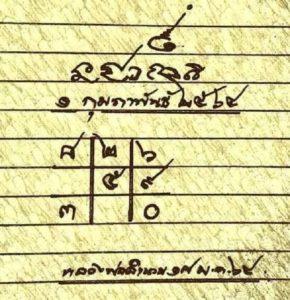 หลวงพ่ออำนวย 1/2/64