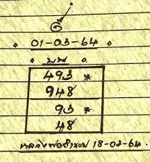 หลวงพ่ออำนวย 1/3/64